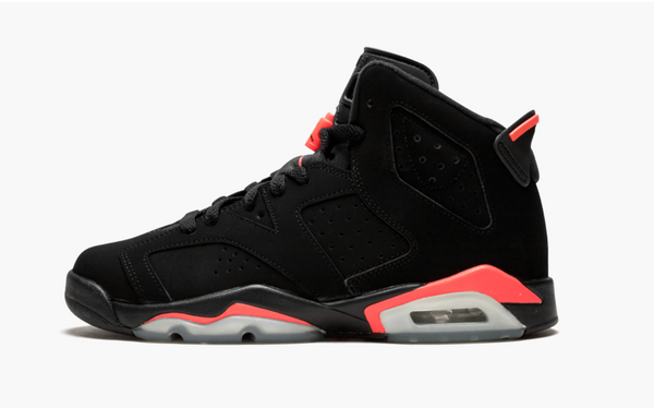 Jordan 6 Black Infrared 2014 (Gradeschool) - Pimp Kicks