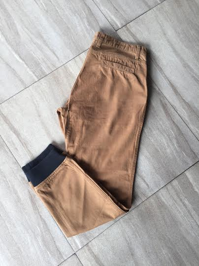 Pimp Kicks Jogger Pants Brown - Pimp Kicks