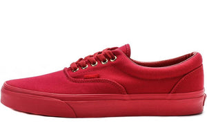 Vans Era Gold Mono Crimson Men's - Pimp Kicks