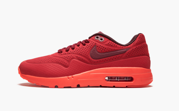 Nike Air Max 1 Ultra Moire Red Men's - Pimp Kicks