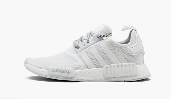 Adidas NMD R1 White Reflective Men's - Pimp Kicks