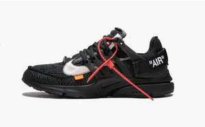 Off-White x Nike Air Presto Black Men's