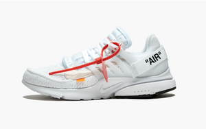 Off- White x Nike Air Presto White - Pimp Kicks