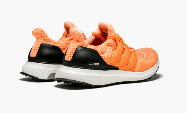 Adidas Ultra Boost Flash Orange V1 Women's - Pimp Kicks