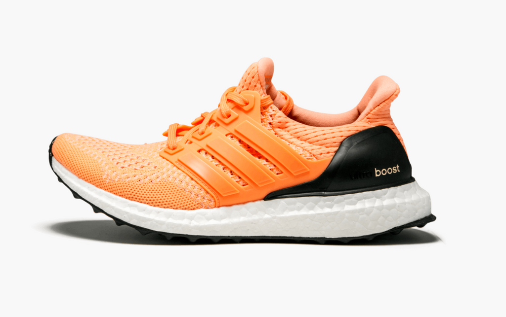 a938ebdb5 Adidas Ultra Boost Flash Orange V1 Women s – Pimp Kicks