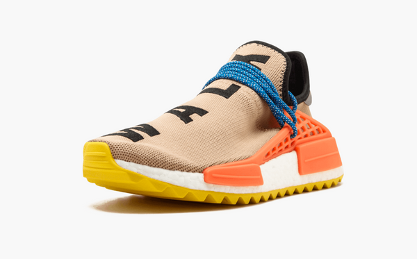 Adidas NMD Pharrell Human Race Trail Pale Nude Men's - Pimp Kicks
