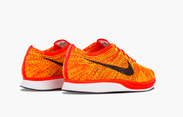 Nike Flyknit Racer Bright Crimson Men's