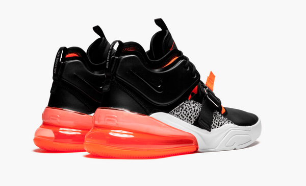 Nike Air Force 270 Safari Orange Men's - Pimp Kicks