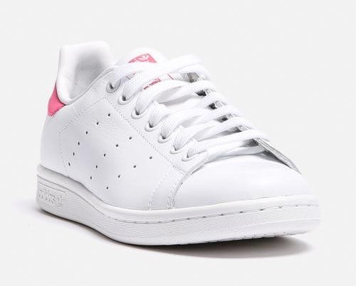 the best attitude dc5f8 1936d Adidas Stan Smith Baby Pink Women's
