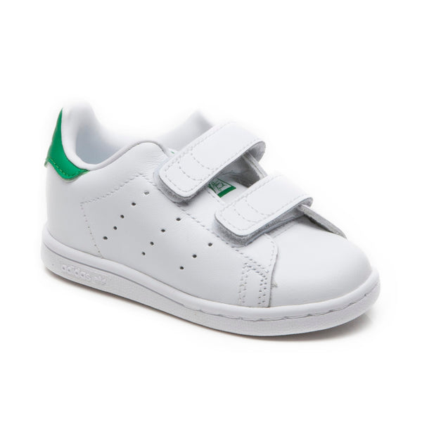 Adidas Stan Smith Green (Toddler) - Pimp Kicks