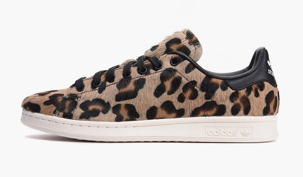 Adidas Stan Smith Pony Hair Cheetah Men's - Pimp Kicks