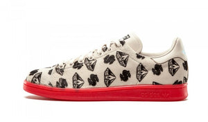 Adidas Stan Smith Pharrell Williams Pony Hair Red Men's - Pimp Kicks