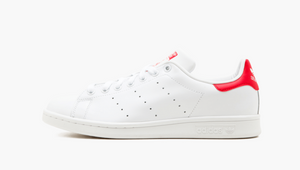 Adidas Stan Smith White Red Tab Men's - Pimp Kicks
