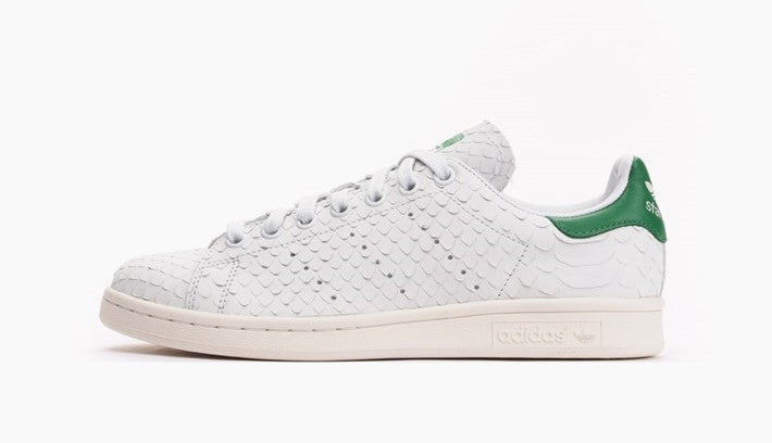 quality design 5cf63 6525a Adidas Stan Smith Snakeskin Green Women's