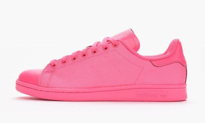 Adidas Stan Smith Solar Pink Junior - Pimp Kicks