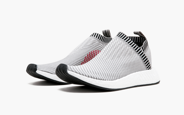 Adidas NMD City Sock 2 Primeknit Grey Men's - Pimp Kicks