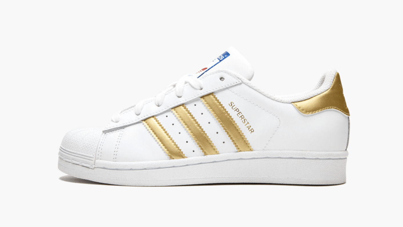 Adidas Superstar Gold Junior