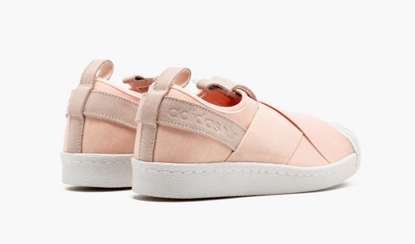 Adidas Superstar Slip On Pink Salmon Women's - Pimp Kicks