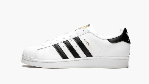 Adidas Superstar Classic White Black Men's - Pimp Kicks
