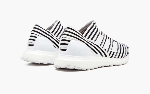 Adidas Ultra Boost Nemeziz Tango White Black Men's - Pimp Kicks