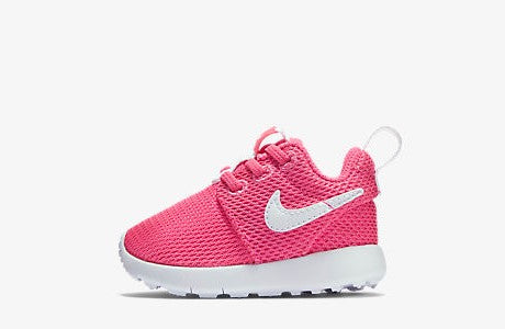 Nike Roshe One  Hyper Pink Toddler - Pimp Kicks