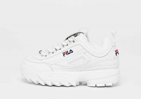 Fila Disruptor 2 White Infant's