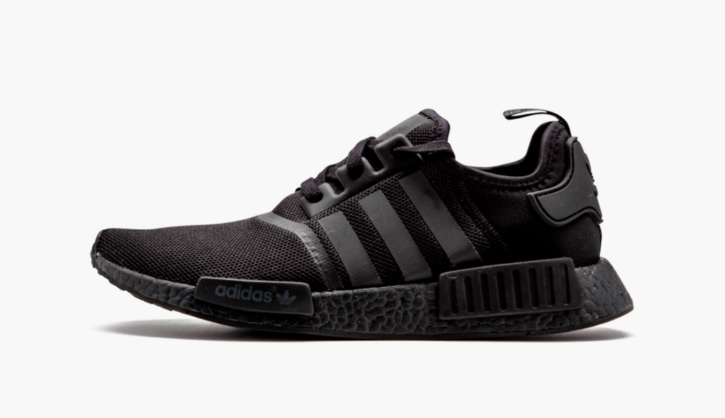 the best attitude 679e1 8f82f Adidas NMD R1 Mesh Triple Black Men's – Pimp Kicks