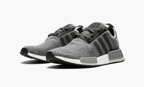 Adidas NMD R1 Charcoal Grey Wool Men's - Pimp Kicks