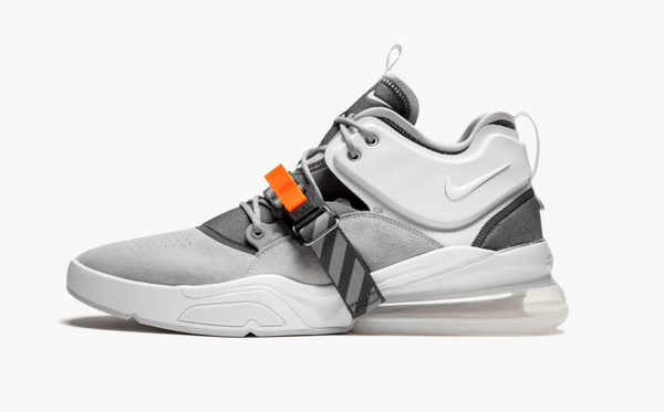 Nike Air Force 270 Wolf Grey Men's - Pimp Kicks