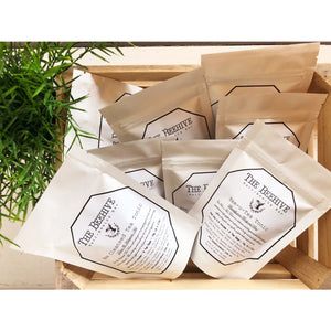 8 Pack Tea Tonics - The Beehive Well-Beeing Bar