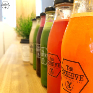 The Beehive Signature Juice Cleanse - The Beehive Well-Beeing Bar