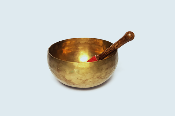 Taça Tibetana (Singing bowl) grande