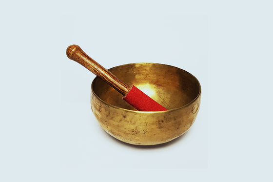 Taça Tibetana (Singing bowl) média