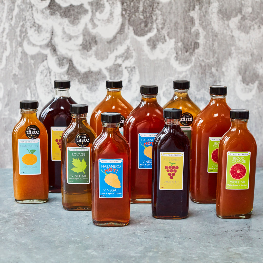 Vinegar Shed Collection