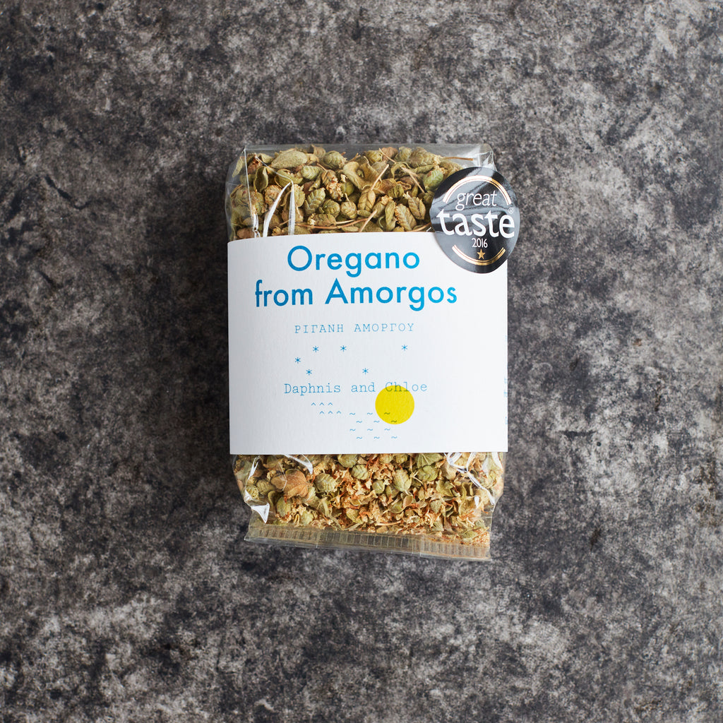 Greek Oregano from Amorgos - Vinegar Shed