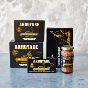 'Special Edition' HANSA Anchovies in olive oil - Vinegar Shed
