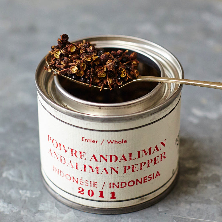 Épices de Cru Andaliman Wild Pepper - Vinegar Shed