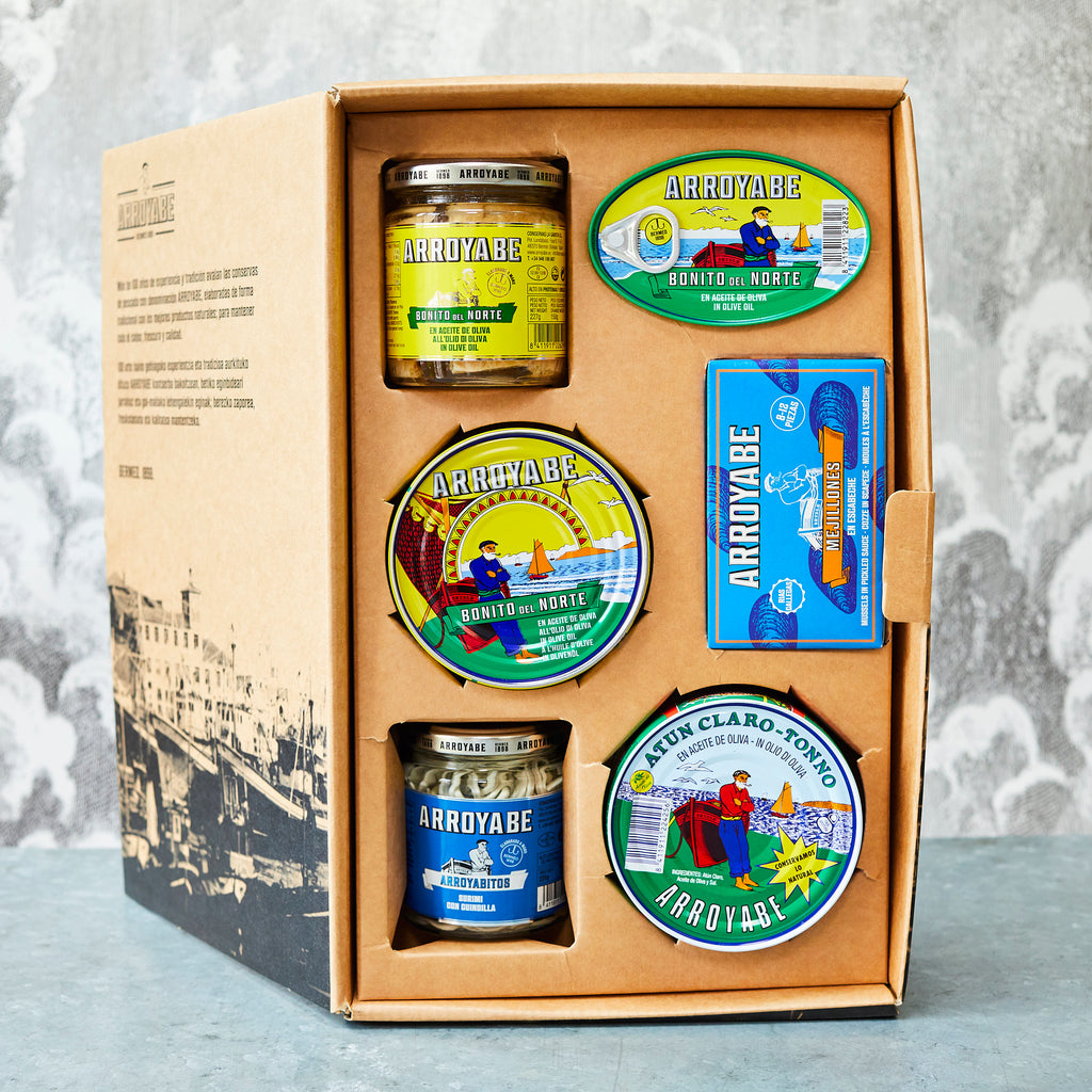 'Flavours of the Sea' Gift Set - Vinegar Shed