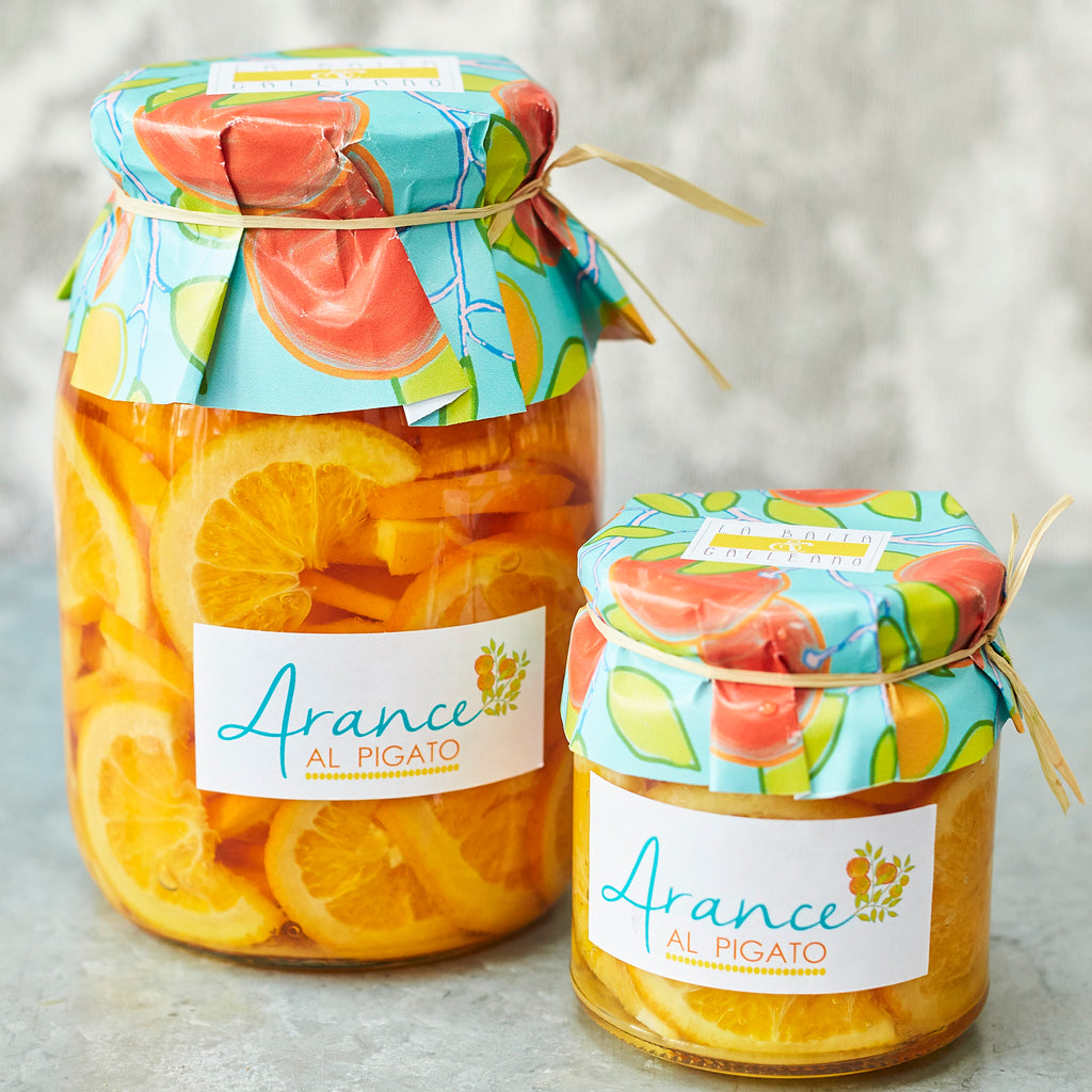 Arance al Pigato (Oranges in Syrup) - Vinegar Shed