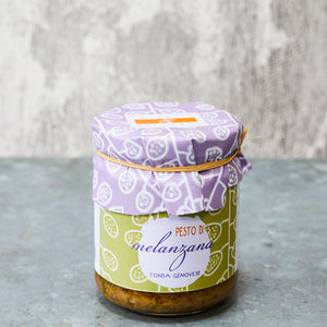 Aubergine Pesto - Vinegar Shed