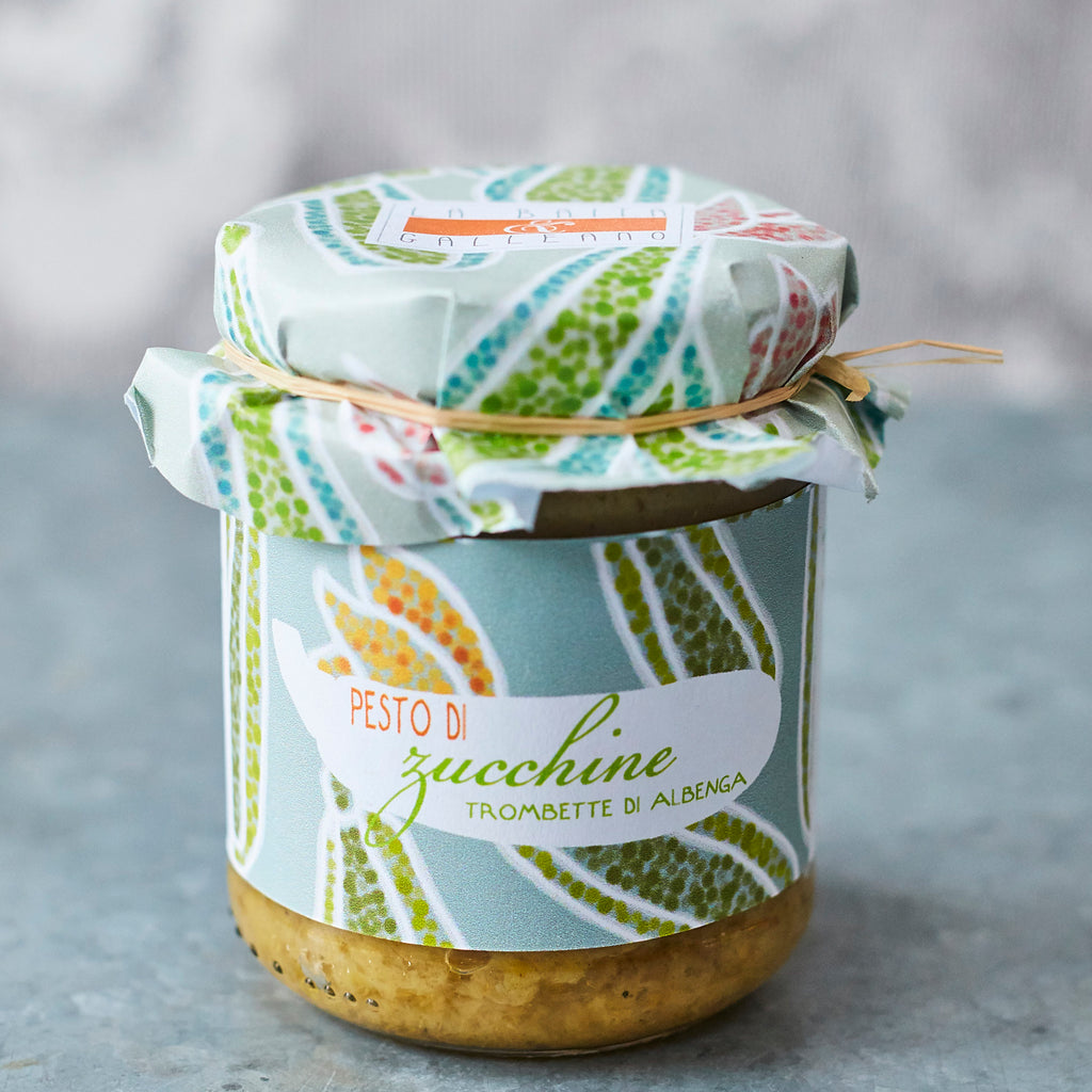 Trombette Courgette Pesto - Vinegar Shed