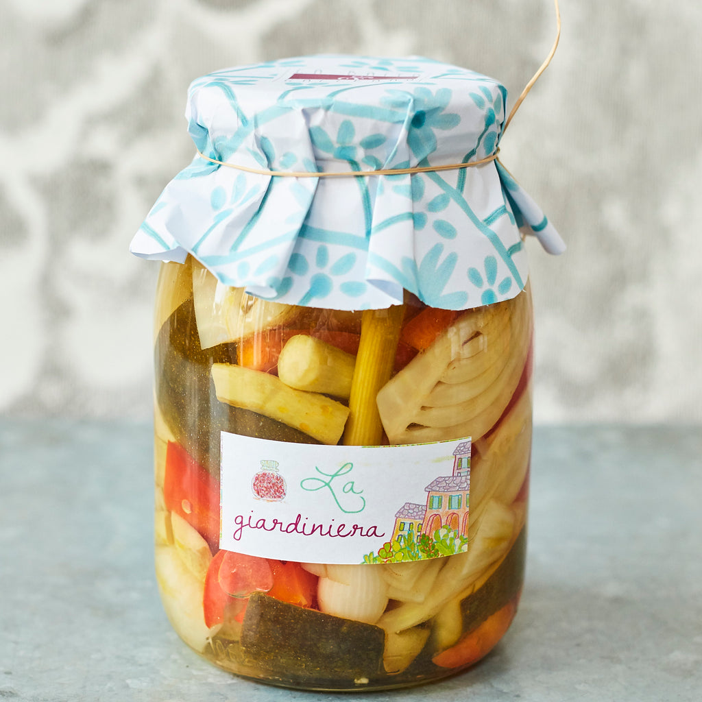 Giardiniera Vegetable Pickles - Vinegar Shed