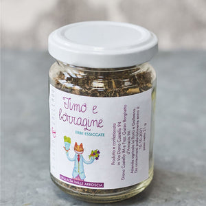 Thyme and Borage - Vinegar Shed
