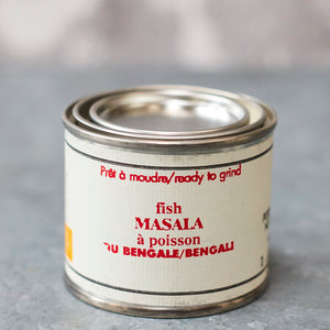 Épices de Cru Bengal Fish Masala - Vinegar Shed