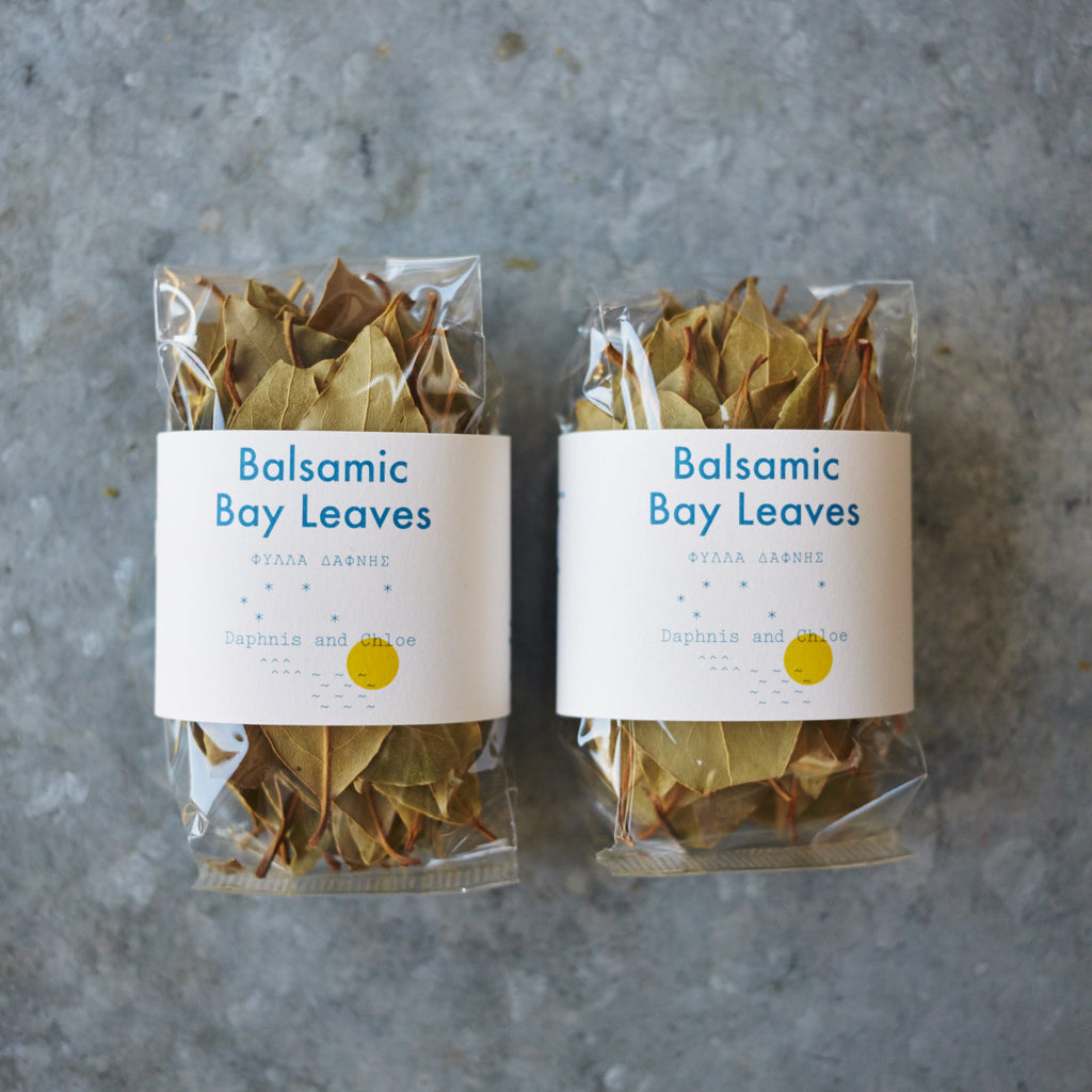 Greek Bay Leaves - Vinegar Shed