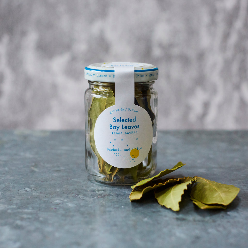 Daphnis and Chloe  Selected Bay Leaves - Vinegar Shed
