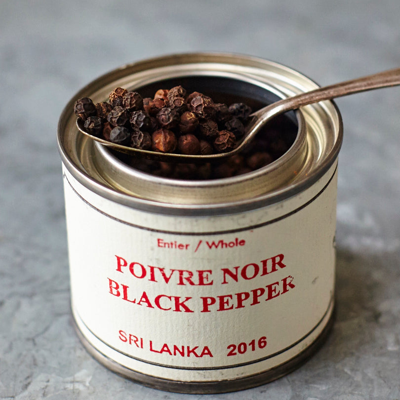 Épices De Cru Sri Lanka Black Pepper - Vinegar Shed