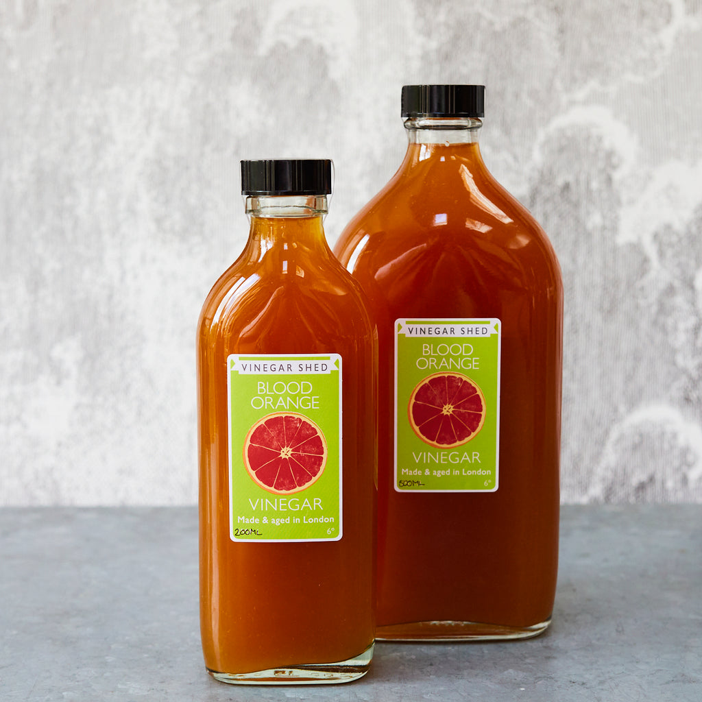Blood Orange Vinegar - Vinegar Shed