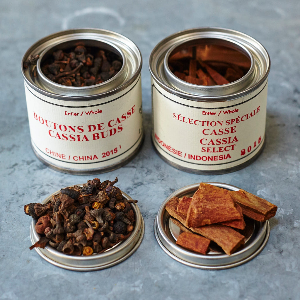 Épices De Cru Cassia Buds and Cassia Select - Vinegar Shed