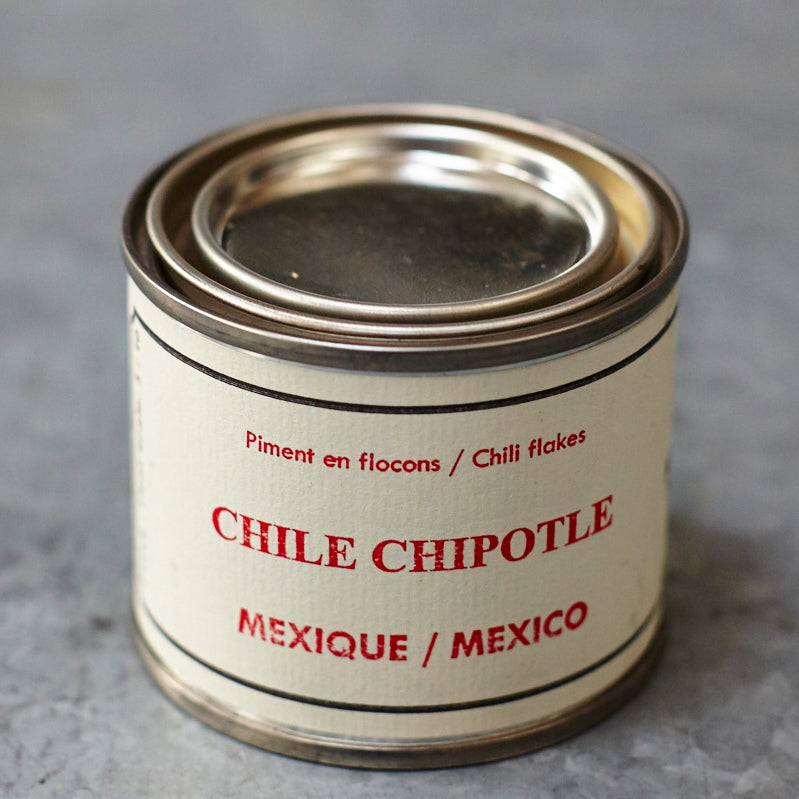 Épices de Cru Chilli Chipotle Flakes - Vinegar Shed